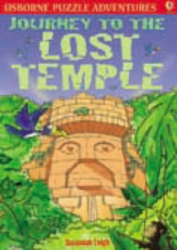 Journey to the Lost Temple (Usborne Young Puzzle Adventures S.) - Usborne Adventures Puzzle