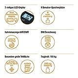 Beurer HealthManager: Werte einfach Protokollieren und Analysieren
