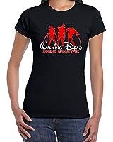 Zombie Apocalypse-Walking Dead tshirt-Womens Funny Sayings Slogans T Shirts