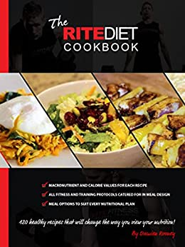 The RITE Diet Cookbook by [Rooney, Damien]