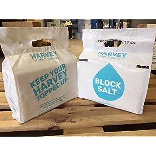 Harvey's Block Salt x 8kg Packs - 15 Packs, 30 Blocks