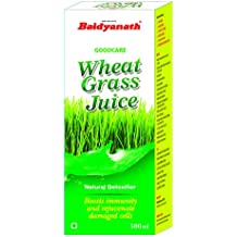 Baidyanath Wheat Grass Juice - 500 ml