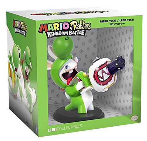 Mario & Rabbids Kingdom Battle - Figur Rabbid Yoshi (16,5 cm)