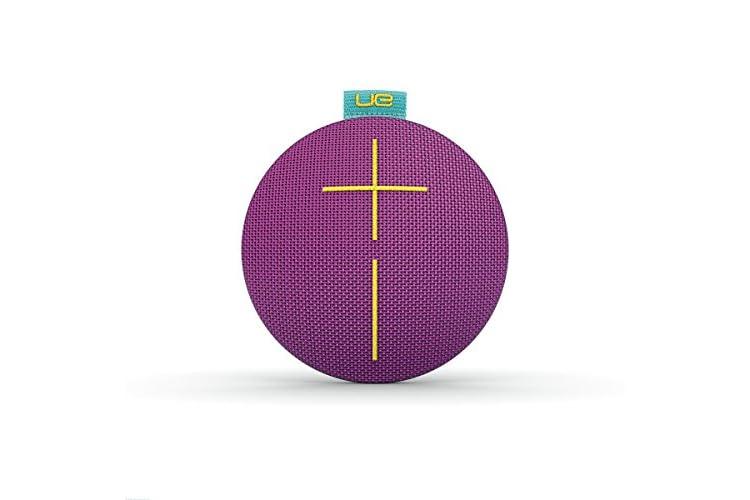 Ultimate Ears Roll Ultraportable Bluetooth Speaker, Waterproof and Shockproof - Violet