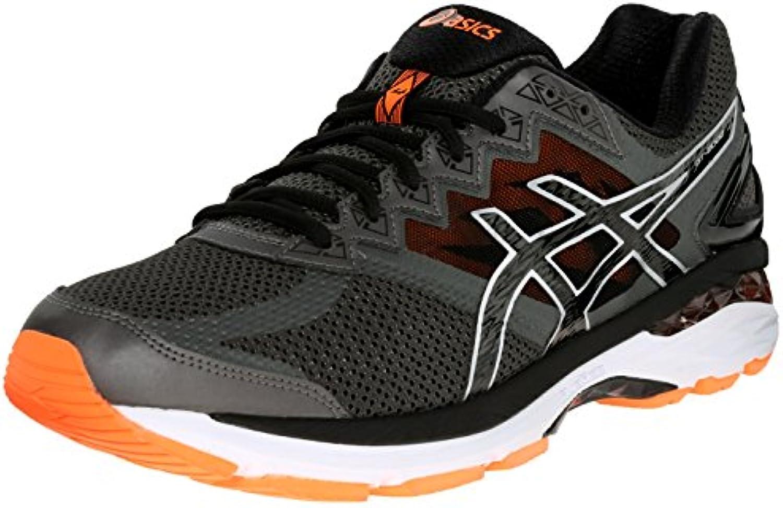 Asics Gt-2000 4 Hombre US 10 Gris Estrechos Zapato para Correr