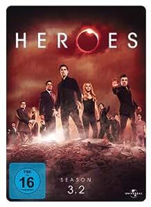 Heroes - Season 3.2 (Steelbook) [3 DVDs]