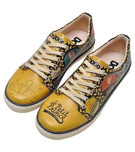 DOGO Sneaker - The Yellow Side of Me Le Petit Prince 40