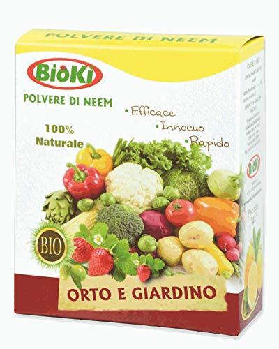 bioki concime organico neem cake, 1 kg
