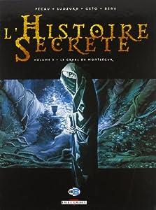 """Afficher """"L'histoire secrète n° 3<br /> Le Graal de Montségur"""""""