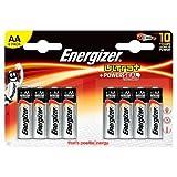 Energizer LR6 E91 AA Ultra+ Mignon 8er Pack