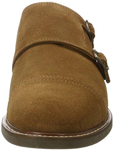 Gant Ricardo, Chaussures à Lacets Homme Marron (Cognac)