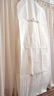 Kleidersack//Hochzeitskleid//Brautkleid//Abendkleid//Ballkleid staubfreier Transport und Aufbewahrung Shopaja Brautkleidersack Wedding 180 cm