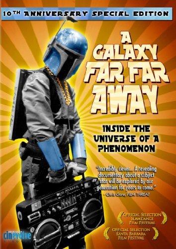 Preisvergleich Produktbild A Galaxy Far Far Away: Inside the Universe of a Phenomenon (10th Anniversary Special Edition)