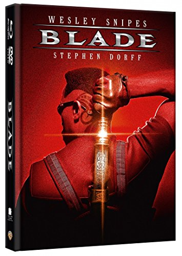 Blade - Uncut Mediabook - Limited Special Edition - DVD - Blu-ray