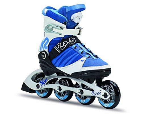 ine Skates Alexis 84 Boa - Schwarz-Weiß-Blau - EU: 36.5 (US: 6.5 - UK: 4) - 30C0816.1.1.065 ()