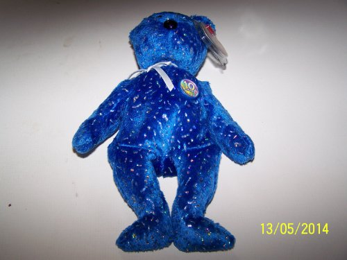 TY Beanie Baby Royal Blue, Jahrzehnt der Bär