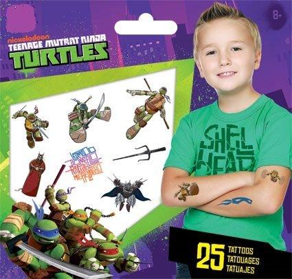 (Teenage Mutant Ninja Turtles Tattoo by Sandy Lion)