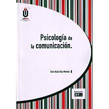 PSICOLOGÍA DE COMUNICACIÓN