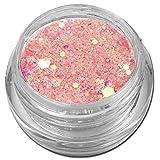 Glamour Mix Glitter Glitzer Puder Rosa Nailart