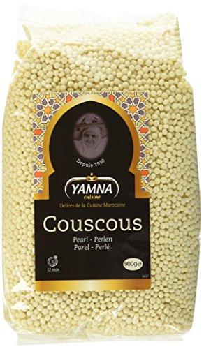 Yamna Couscous Perlen, 6er Pack (6 x 900 g)