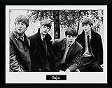 GB Eye Gerahmtes Foto The Beatles Pose 40x30cm