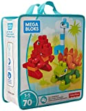 #2: Mega Blocks Let's Build Dinos