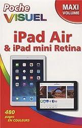 Poche Visuel iPad Air et iPad mini Retina, maxi volume