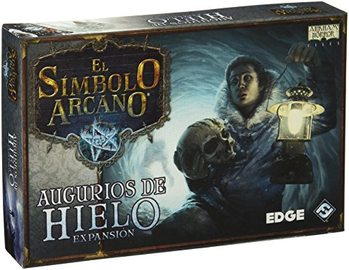 Edge Entertainment - Augurios de Hielo: El Símbolo arcano (EDGSL17)