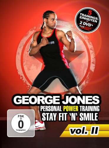 george-jones-personal-power-training-stay-fit-n-smile-vol-ii