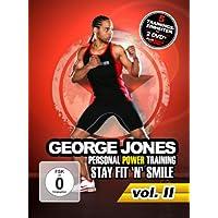 George Jones: Personal Power Training - Stay Fit 'N' Smile, Vol. II