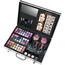 Markwins 4572010 - Maletín de maquillaje, color fucsia