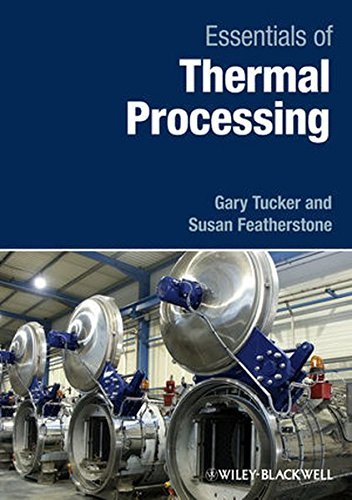 Essentials of Thermal Processing by Gary S. Tucker (2010-12-20)