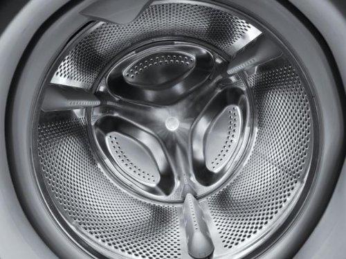 Indesit EWD 71483 W DE Waschmaschine FL / 174 kWh / 1400 UpM / 7 kg / 10840 Liter / MyTime, Schneller als 1 Stunde / Inverter-Motor / leise nur 54 db / Wasserstopp / weiß - 3