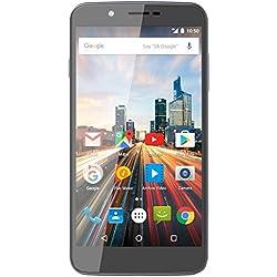 "Archos Helium 55 SIM doble 4G 16GB Gris - Smartphone (14 cm (5.5""), 16 GB, 8 MP, Android, 6.0, Gris)"