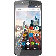 Archos 503254 55 Helium 16 GB Smartphone ohne SIM-Lock (14 cm (5,5 Zoll) HD IPS Display, LTE/4G, 8MP Kamera, 16GB Speicher, 1GB RAM, 4-Kern Prozessor 1,3 GHz, Dual-SIM, Android 6.0) delphin grau