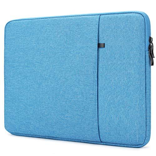 """NIDOO 13\"""" Laptop Sleeve Case Notebook-Hülle Klassische Tasche schützende für 13.5\"""" Microsoft Surface Book 2/13.3\"""" Dell Latitude 3390/13.3\"""" ThinkPad X1 Tablet / 14\"""" HP EliteBook 1040 G5, Blau"""