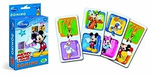 Modiano Disney - Dominó, diseño de Mickey Importado de Italia