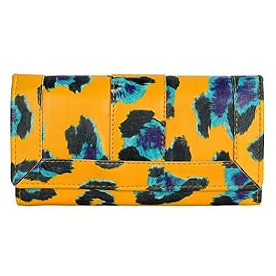LOMOND LM106 Bifold Wallet (Leopard Print)