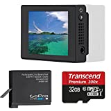 Best GoPro Bundle - GoPro LCD Touch BacPac For Gopro Hero4 + Review