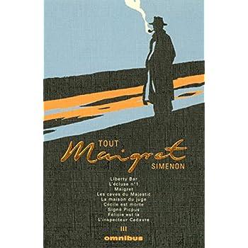 Tout Maigret T3 (03)