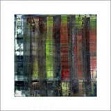 Kunstdruck/Poster: Gerhard Richter Abstract Painting 1992