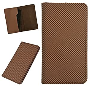 DCR Pu Leather case cover for Spice Smart FLO Pace 3 (MI-502N) (multi colour)