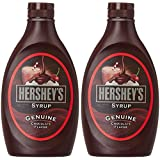 Hersheys Chocolate Syrup (623 g) Pack of 2
