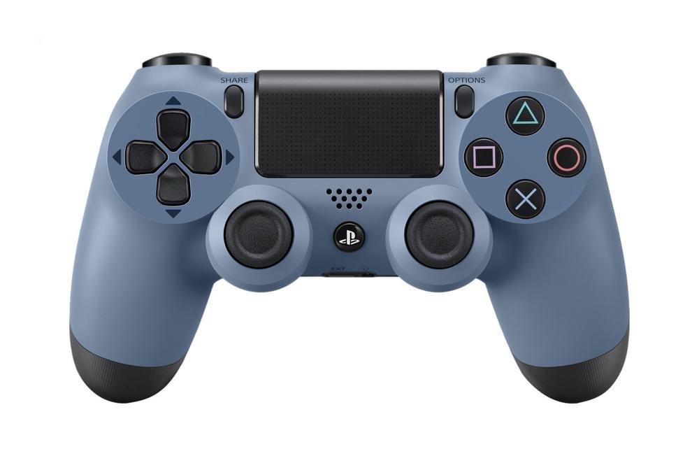 PS4 Controller (grau-blau)