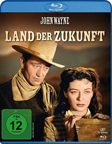 Land der Zukunft (John Wayne) [Blu-ray]