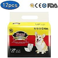 DONO Pañales desechables para perros macho Dog incluyendo super absorbentes