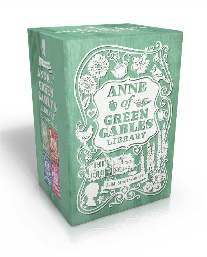 Anne of Green Gables Library (An Anne of Green Gables Novel)