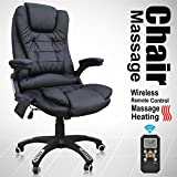 Best X Rocker Chair For Backs - tinkertonk Luxury Faux Leather Wireless 6 Point Massage Review