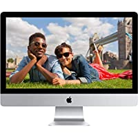 "Apple 27"" iMac with Retina 5K display Masaüstü Bilgisayar, 3.4GHz Intel Core i5, 8 GB RAM, 1 TB HDD, Radeon Pro 570, macOS"