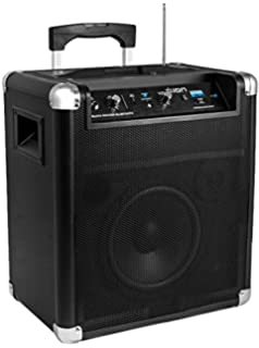 Alesis TransActive Mobile PA System \u0026amp; Portable Speaker: Amazon.co ...